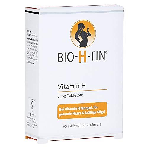 BIO-H-TIN Vitamin H 5 mg für 6 Monate, 90 St. Tabletten -