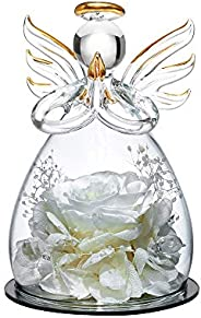الزهرة الأبدية (فورايفر) هدية مناسبة لعيد الحب- الزهرة الأبدية (إترينال) هدية مناسبة لعيد الميلاد- زهور مجففة