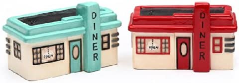 Sconosciuto Appletree design Road trip Diner set sale pepe, e pepe, sale 3 – 1 2 da 2 da 1 – 3 10,2 cm d92e90