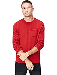 Marca Amazon - find. Jersey con Bolsillo para Hombre