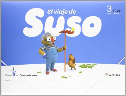 SUSO 3 AÑOS 1 TRIM - 9788468000886