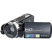 Video Camcorder Stoga ST312 Digital Compact Videokamera (CMOS 3.0 Megapixel, 16x Digitaler Zoom) - Schwarz