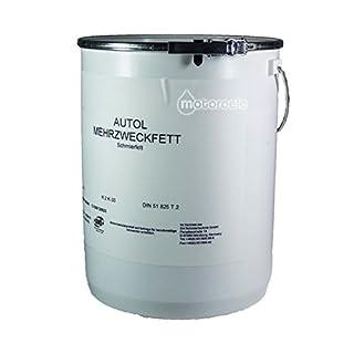 Autol Top 2000 Super-Longtime-Fett - 5kg Eimer - 11,00 € pro KG