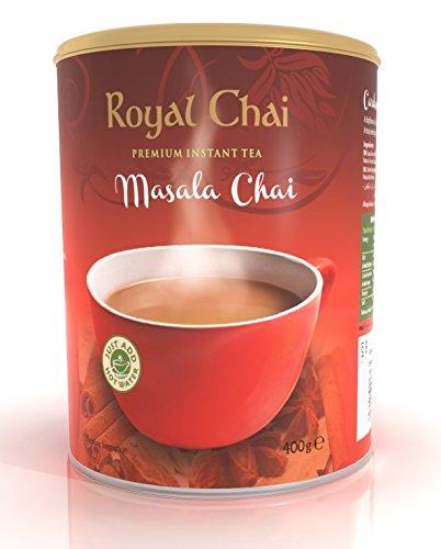 Royal Chai Masala Chai (Sweetened) Tub 400g