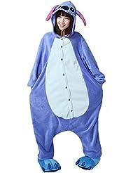 Moolee Animal style kigurumi Pyjama Adulte Anime pyjamas tenue Onesie Cospaly Fête Flannels costume