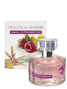 Paris Elysees DOLCE & SENSE VANILLE/FRAMBOISE Eau De Parfum for Women 60ml