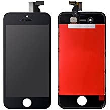 AKEKEY Lcd Pantalla Recambio de Pantalla para Iphone 4S-Negro