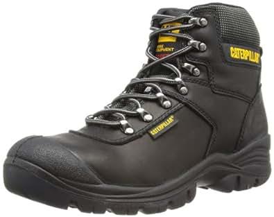 CAT Footwear Men's Shelter S3 Boots P706272 Black 6 UK, 40 EU