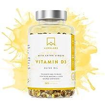 [ NOVEDAD ] Alta Dosis de Vitamina D3 [5000 IU] - con Aceite de