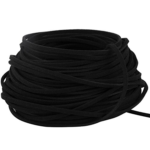 gofriendr-25-yards-suede-cord-lace-leather-cord-strip-jewelry-making-beading-craft-thread-string-3mm