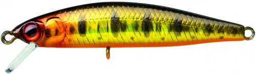 Illex Wobbler Flat Fly 50 SP Mini-Wobbler Serie, Illex Farbmuster:HL Gold Trout