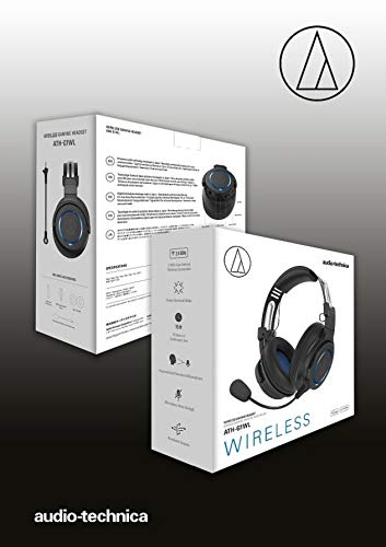 Audio-Technica ATH-G1WL Gaming Headset - 8