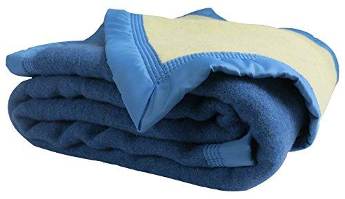 Manta Invierno Premium–100% Pure lana