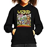 Photo de Cloud City 7 Wizkid Cover Art Kid's Hooded Sweatshirt par Cloud City 7
