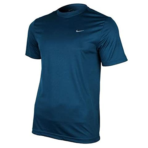 Nike Challenger Top Homme Bleu Force/Reflective Silver FR : S (Taille Fabricant : S)
