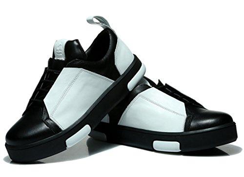 TDA - Sandali  uomo White/Black