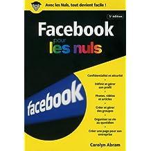 Facebook pour les Nuls poche, 5e édition