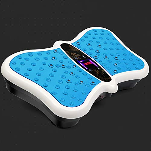 HENGTA Plataforma Fitness Vibratoria Oscilante 3D 500W Triplanar