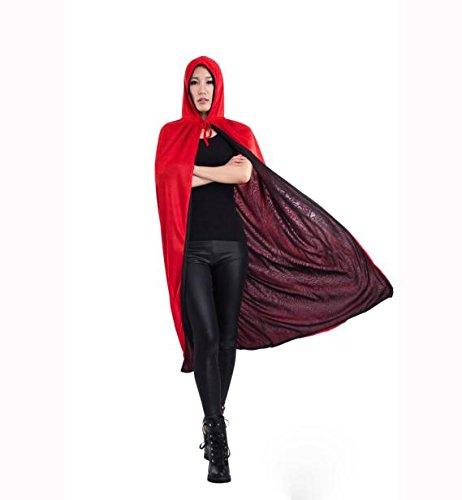 BaZhaHei Halloween Disfraz Tanto Parte Delantera como