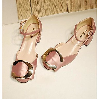 LvYuan Damen-Sandalen-Outddor-PUAndere-Grün Rosa Grau Pink