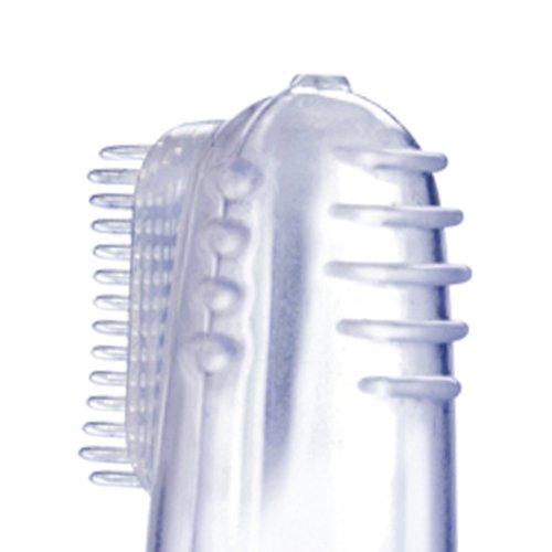 Nûby 730 – Finger-Zahnbürste mit Aufbewahrungsbox - 6