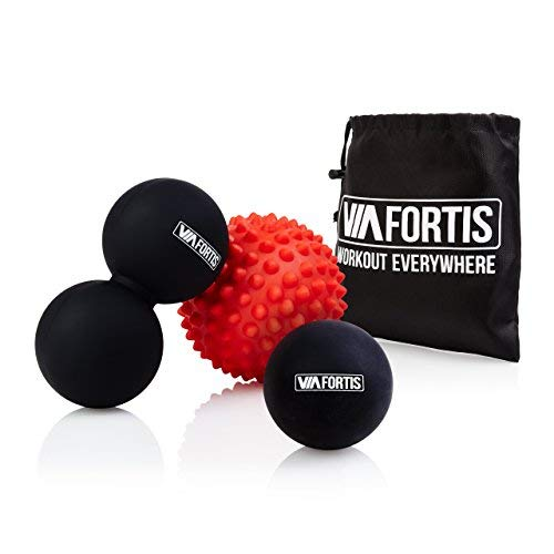 Zoom IMG-1 via fortis premium palla massaggiante