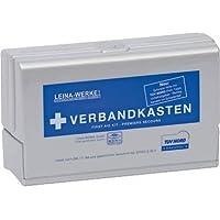 Leina-Werke KFZ-Verbandkasten/REF 10101 230 x 82 x 130 silber Inh.DIN 13164 preisvergleich bei billige-tabletten.eu