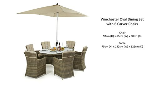York Black Charcoal Table Corner Sofa Rattan Garden Furniture Set Left in addition Maze Rattan Oval 6 Seat Winchester Carver Chair Dining Set With 182 X 122 Cm Table In A Rounded Weave With Matching Parasol Natural Toned further Rattan Furniture Sets additionally 9222 moreover Maze Rattan Milan 3 Seat Sofa Set In Natural Green. on maze rattan winchester 3 seat sofa set