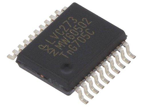 2x 74LVC273DB.112 IC digital D flip-flop, resetable Channels8 LVC SMD NEXPERIA