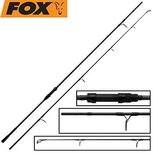 Fox Horizon X3 Abbreviated Handle 10ft 3,5lb Karpfenrute, Angelrute zum Karpfenangeln, Rute für...
