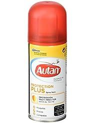 Autan - Protection Plus - Repelente de mosquitos - 100 ml