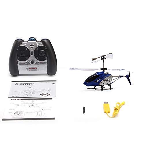 ARDUTE Original syma s107g gyro Metall infrarot Radio 3ch Mini Hubschrauber rc Fernbedienung Fliegende drohne für Spielzeug Geschenk rtf