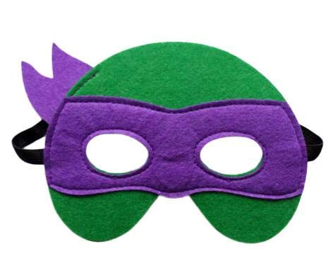 1 stücke Ninja Turtles Maske Captain America Teenage Mutant Ninja Turtles The Avengers Kind Geburtstagsgeschenk Cosplay Party TMNT Masken, K