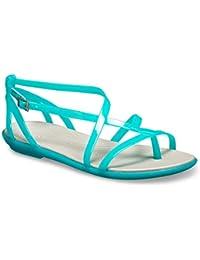 crocs Women's Isabella Gladiator Sandal W Fashion