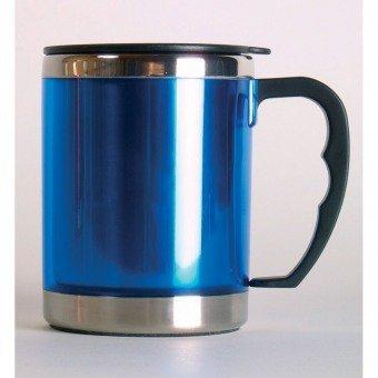 Relags mug isotherme 'Mug Mug, bleu, 0.42 Liter