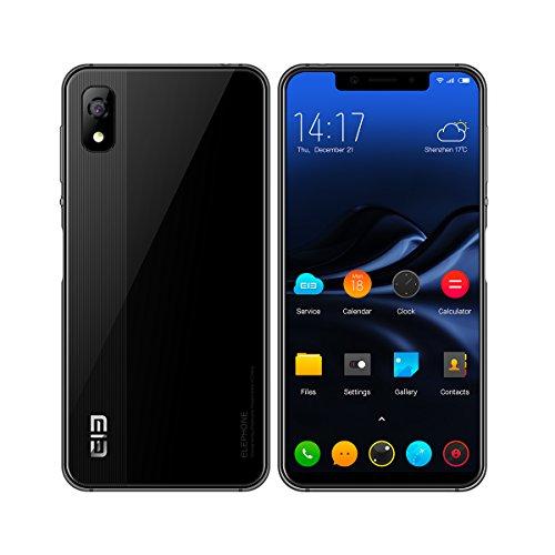 Elephone A4-5,85' 4G LTE Smartphone, 18:9 Pantalla Infinita, Android 8.1 Quad Core 3GB+16GB, Cámara 8MP+5MP,...