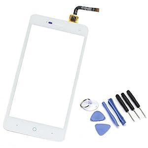 Lusee® Touchscreen Glas Display Digitizer Touch Screen Ersatz Touch Panel für ZTE Blade L3