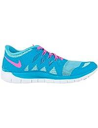 Nike Scarpa ragazzo Free 5.0 GS Azzurro 38,5