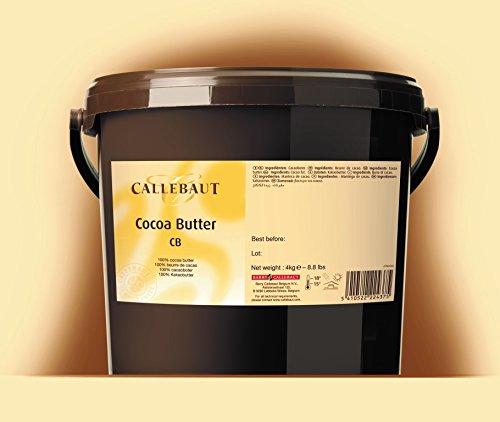 Callebaut Kakaobutter 4kg