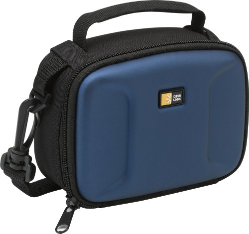 Case Logic MSEC-4 Eva Molded camcorder Case (Blue)  available at amazon for Rs.490