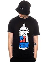 T-Shirt Wrung: Art Crime BK