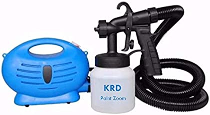 KRD Power Paint Zoom Electric Portable Spray Painting Machine