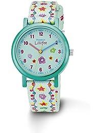 Prinzessin Lillifee Mädchen-Armbanduhr Analog Quarz Textil PLFU/12