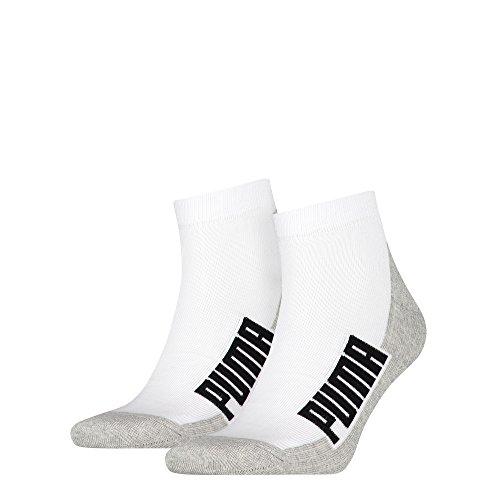puma cushioned sneaker 2p unisex calze da uomo