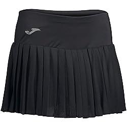 Joma Combi Falda Pantalón, Mujer, Negro, S