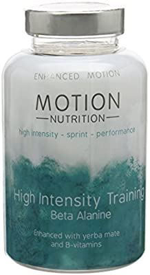 Motion Nutrition High Intensity Training Beta Alanine