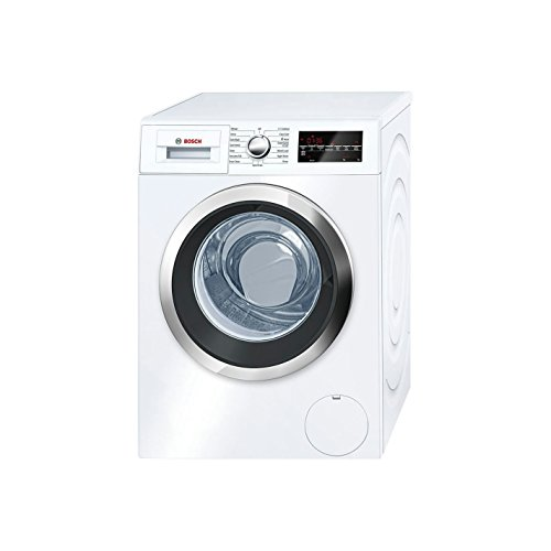 Bosch WAT32480GB Freestanding Washing Machine, 9kg Load, A+++ Energy Rating, 1600rpm Spin, White - G 1656725