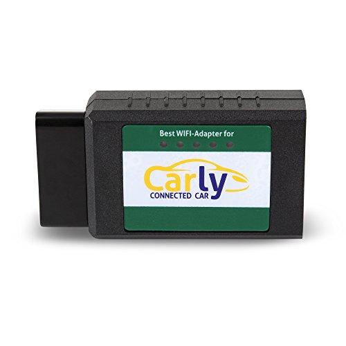 Original Carly para VAG Plus WiFi OBD2 adaptador - Mejor VAG Aplicación con  iPhone - Garantía de por vida
