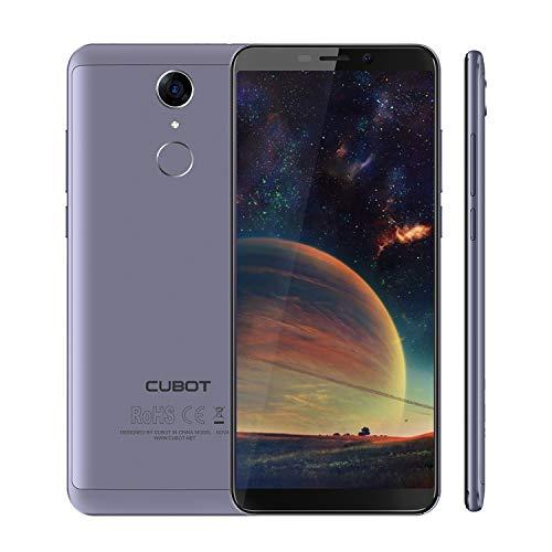 """Cubot Nova 4G Cellulare Android 8.1 MT6739 Quad Core 3GB + 16GB 2800mAh Fotocamera 13MP + 8MP 5.5"""" HD + Display 720 * 1440P Schermo 18: 9"""