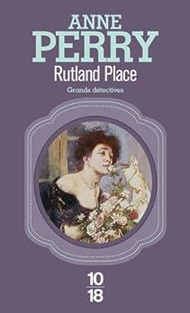 Rutland Place par [PERRY, Anne]